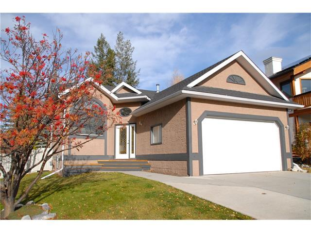313 Canyon Close, Canmore, AB T1W 1H4 (#C4142833) :: Canmore & Banff
