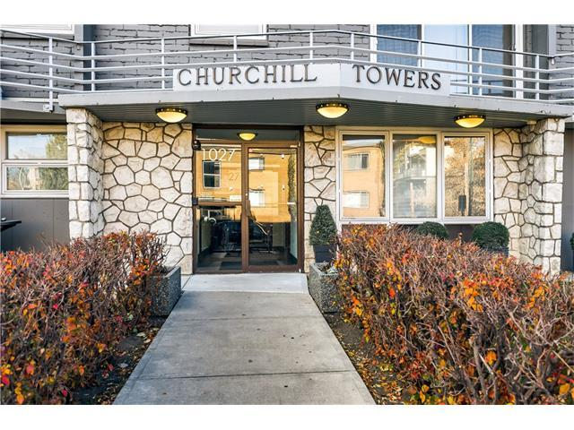 1027 Cameron Avenue SW #211, Calgary, AB T2T 0K3 (#C4142993) :: Canmore & Banff