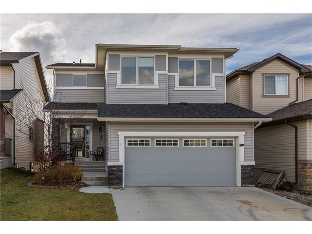 161 Prairie Springs Crescent SW, Airdrie, AB T4B 0G1 (#C4143017) :: Canmore & Banff