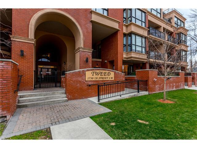 1730 5A Street SW #306, Calgary, AB T2S 2E9 (#C4143222) :: Redline Real Estate Group Inc