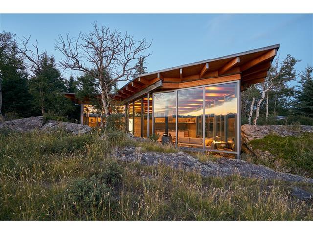 25 Carraig Ridge, Rural Bighorn M.D., AB T0L 2C0 (#C4143398) :: Canmore & Banff