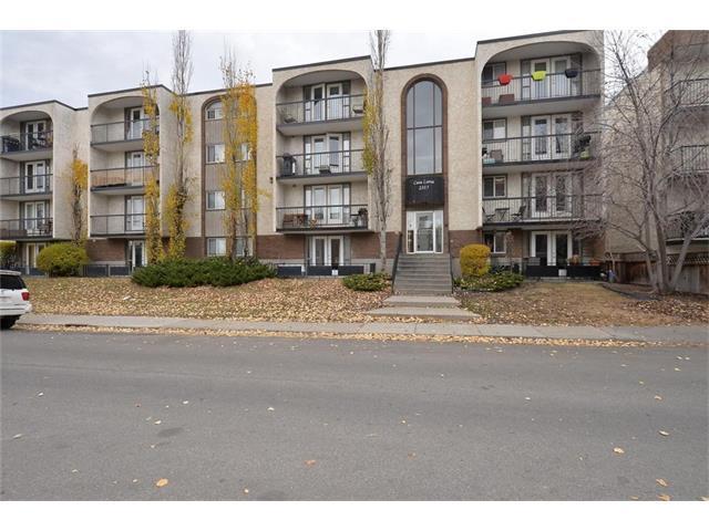 2317 17B Street SW #401, Calgary, AB T2T 4S9 (#C4143415) :: Redline Real Estate Group Inc