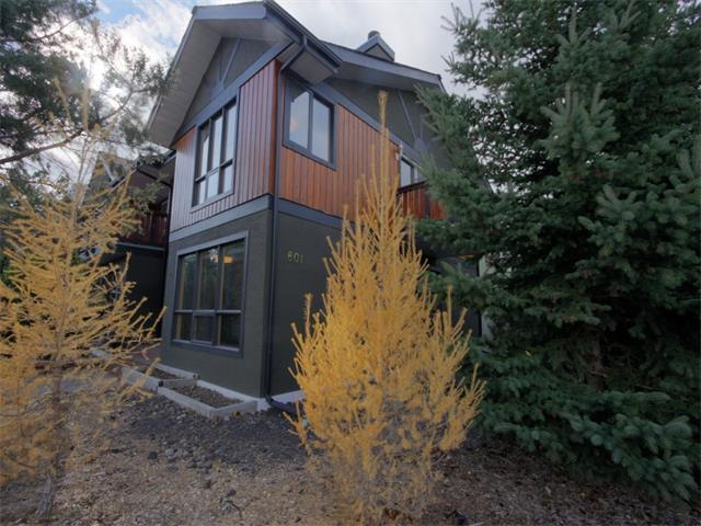 801 5th Street #4, Canmore, AB T1W 2G1 (#C4143419) :: Canmore & Banff