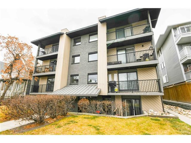 1719 11 Avenue SW #102, Calgary, AB T3C 0N5 (#C4143460) :: Redline Real Estate Group Inc