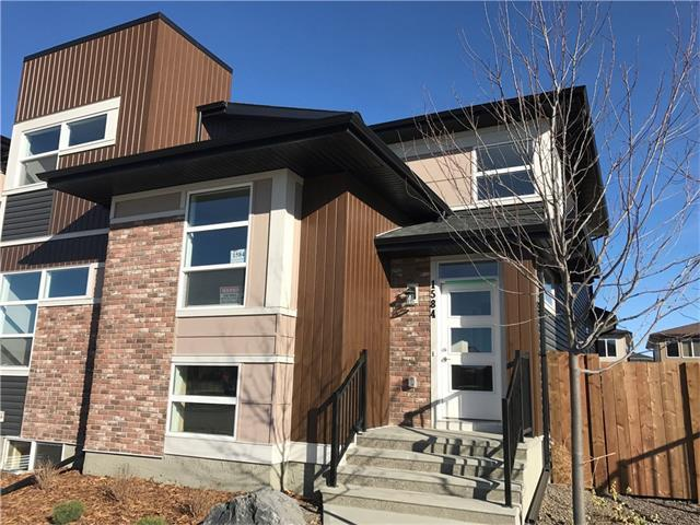 1584 Cornerstone Boulevard NE, Calgary, AB T3N 1H3 (#C4143576) :: The Cliff Stevenson Group