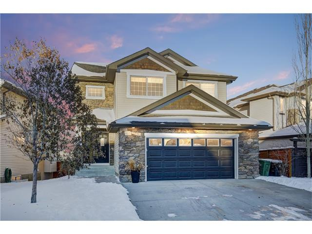 144 Chaparral Ravine View SE, Calgary, AB T2X 0A4 (#C4143611) :: The Cliff Stevenson Group