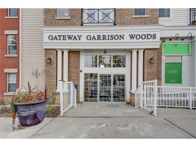 2233 34 Avenue SW #308, Calgary, AB T2T 6N2 (#C4143623) :: Redline Real Estate Group Inc