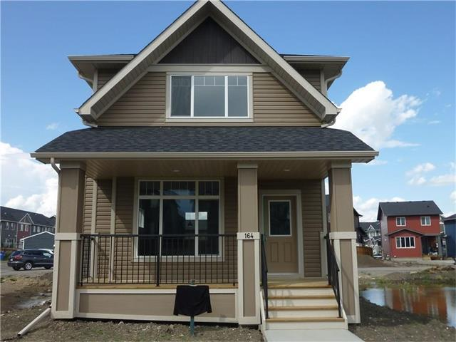 172 Willow Street, Cochrane, AB T4C 0Y8 (#C4143645) :: Redline Real Estate Group Inc
