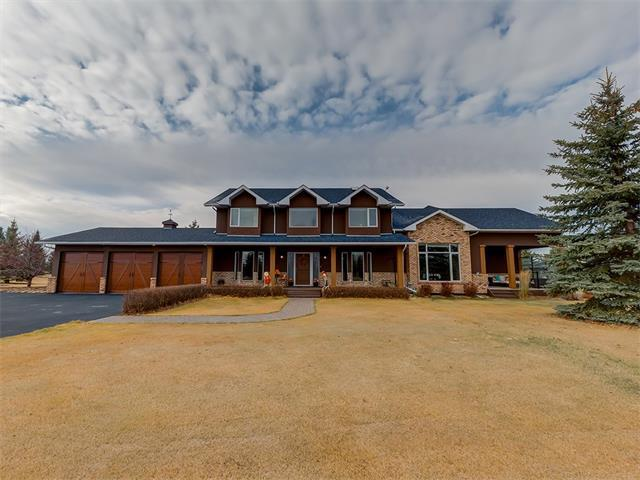 100 Westview Estates, Rural Rocky View County, AB T3Z 2S9 (#C4143682) :: Canmore & Banff
