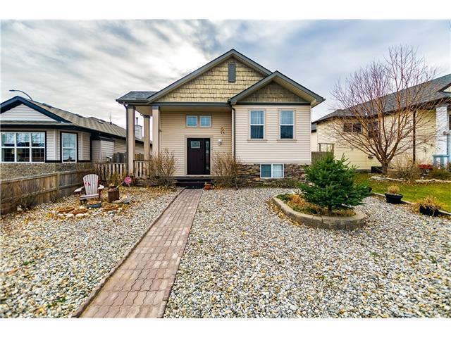 3 Cimarron Meadows Bay, Okotoks, AB T1S 2E4 (#C4143775) :: Redline Real Estate Group Inc
