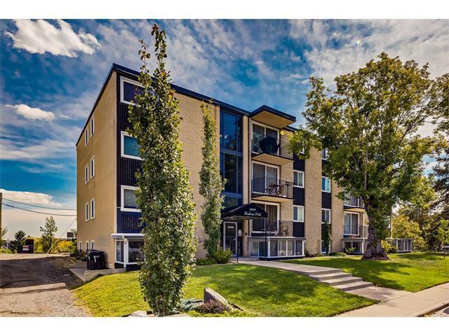 2220 16A Street SW #404, Calgary, AB T2T 4K2 (#C4144060) :: Redline Real Estate Group Inc