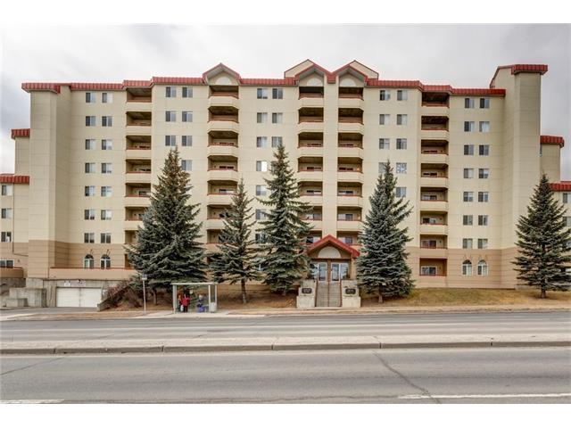 2011 University Drive NW #205, Calgary, AB T2N 4T4 (#C4144468) :: The Cliff Stevenson Group