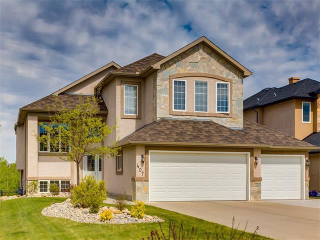 407 Rodeo Ridge, Rural Rocky View County, AB T3Z 3G2 (#C4144493) :: Canmore & Banff
