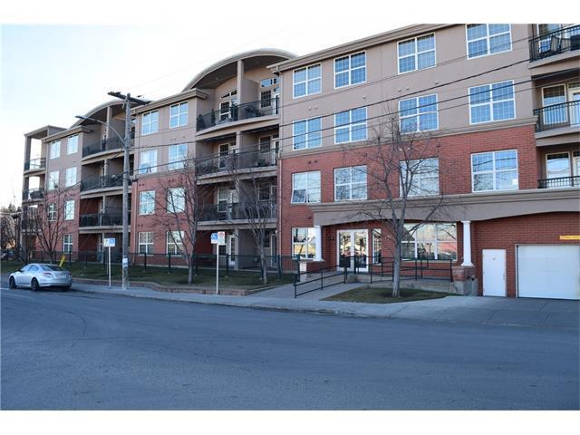 495 78 Avenue SW #301, Calgary, AB T2V 5K5 (#C4144506) :: The Cliff Stevenson Group