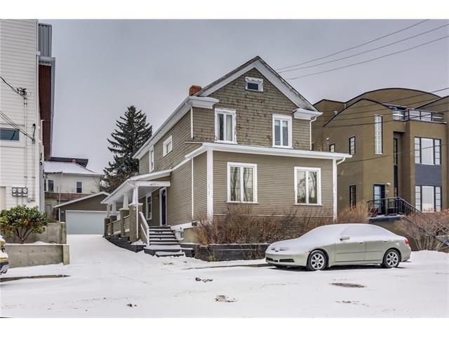 1717 21 Avenue SW, Calgary, AB T2T 1N3 (#C4144593) :: Redline Real Estate Group Inc