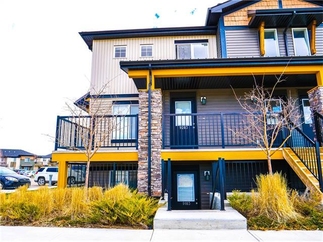 2781 Chinook Winds Drive SW #9103, Airdrie, AB T4B 3S5 (#C4144687) :: Redline Real Estate Group Inc