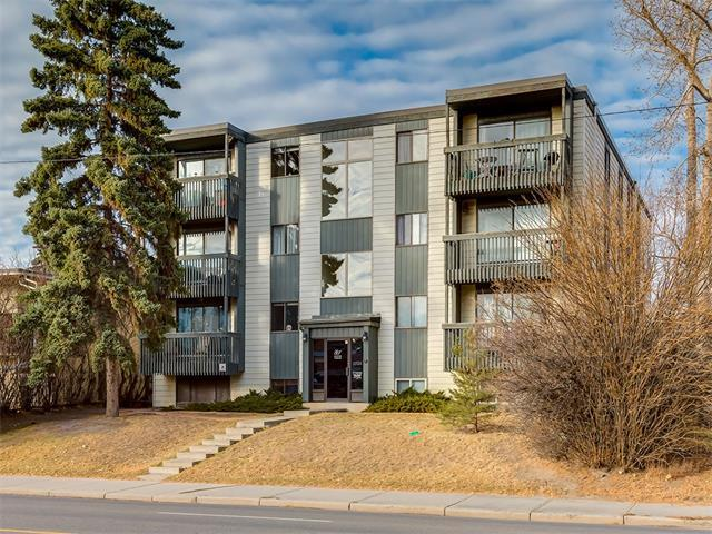 2734 17 Avenue SW #402, Calgary, AB T2Y 3H6 (#C4144729) :: Redline Real Estate Group Inc