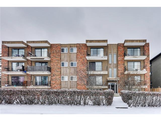 1817 16 Street SW #303, Calgary, AB T2T 4E3 (#C4144747) :: Redline Real Estate Group Inc
