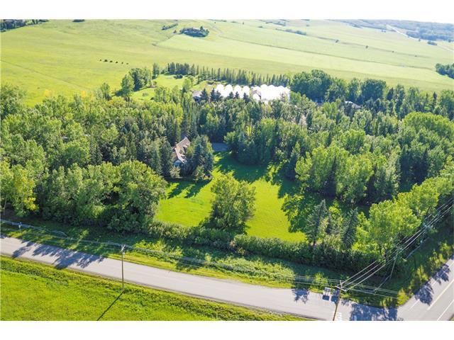 24324 Lower Springbank Road W, Rural Rocky View County, AB T3E 6W3 (#C4144785) :: The Cliff Stevenson Group