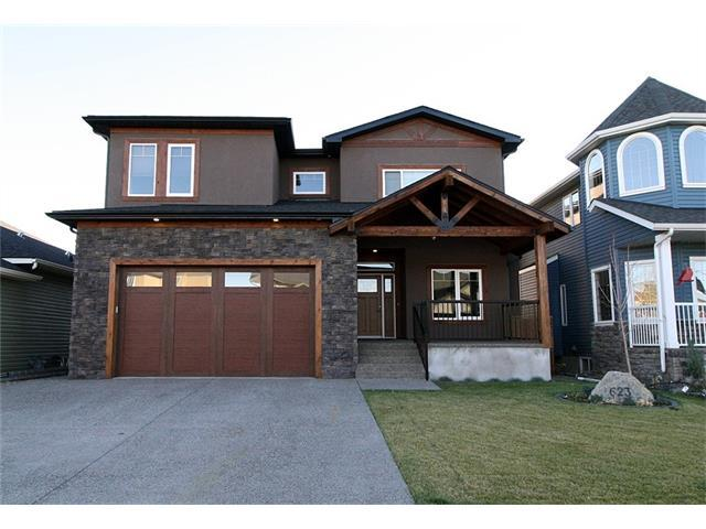 623 Hamptons Place SE, High River, AB T1V 0A9 (#C4144906) :: Canmore & Banff