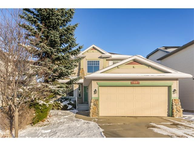 10 Chaparral Park SE, Calgary, AB T2X 3M9 (#C4145346) :: The Cliff Stevenson Group
