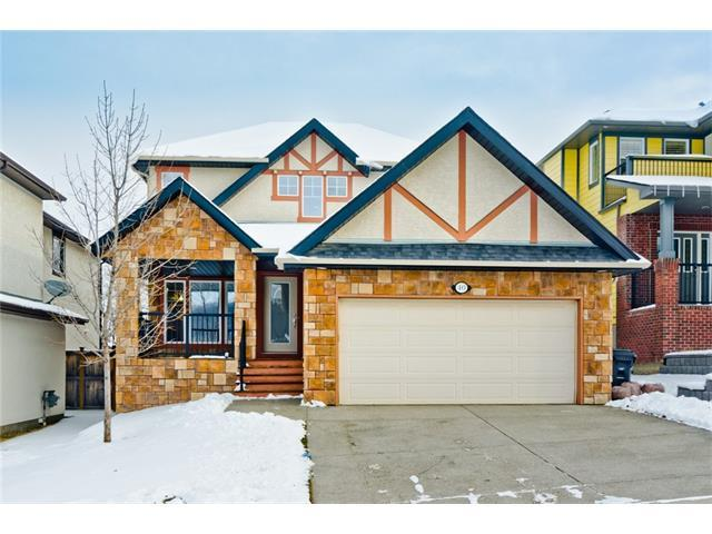 40 Crestmont Way SW, Calgary, AB T3B 0L6 (#C4145382) :: The Cliff Stevenson Group