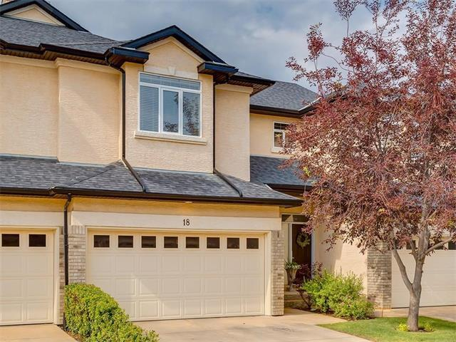 18 Wentworth Cove SW, Calgary, AB T3H 4P3 (#C4145406) :: Redline Real Estate Group Inc