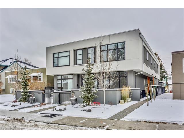 1523 28 Avenue SW #1, Calgary, AB T2T 1J3 (#C4145432) :: Redline Real Estate Group Inc