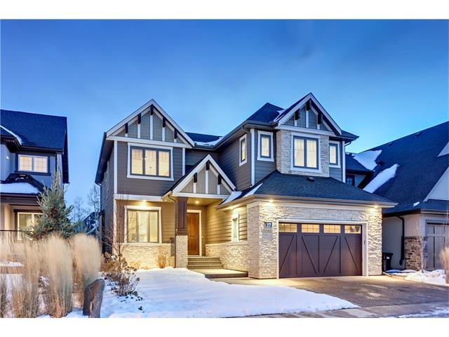 17 West Grove Point(E) SW, Calgary, AB T3H 0X6 (#C4145723) :: Redline Real Estate Group Inc