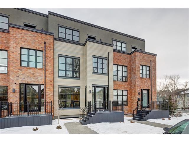 537 23 Avenue SW, Calgary, AB T2S 0J4 (#C4145838) :: Redline Real Estate Group Inc