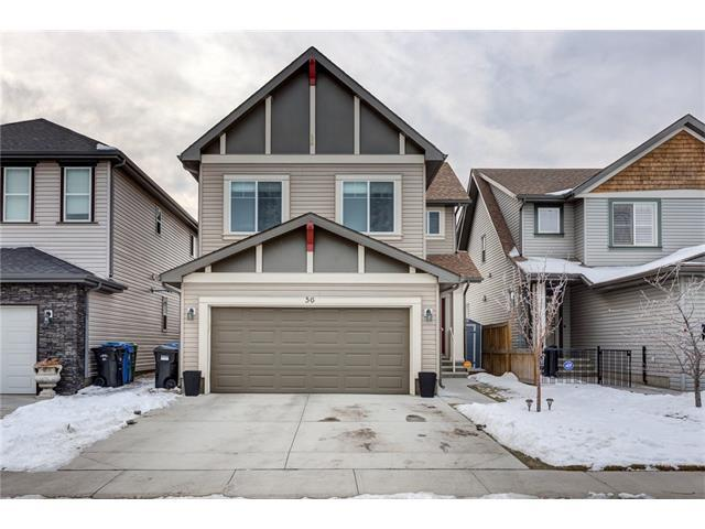 56 Copperpond Mews SE, Calgary, AB T2Z 0Z3 (#C4145851) :: The Cliff Stevenson Group