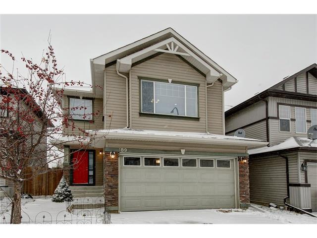 189 Cranfield Manor SE, Calgary, AB T3M 1K6 (#C4145872) :: The Cliff Stevenson Group