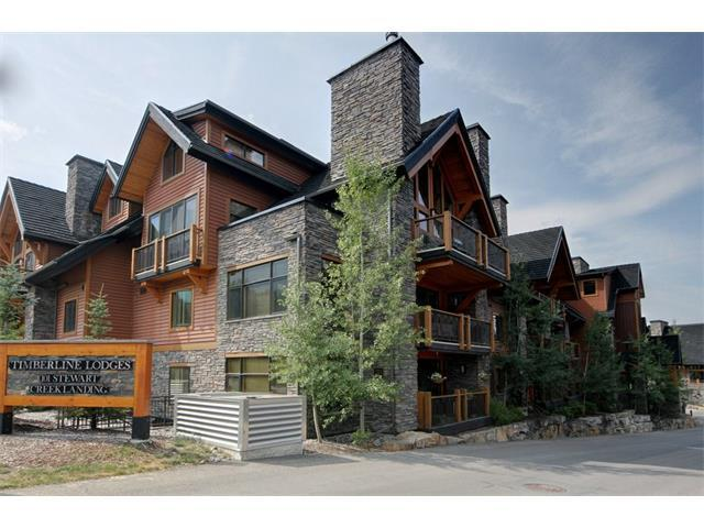 101G Stewart Creek Landing #7304, Canmore, AB T1W 0E3 (#C4145913) :: Canmore & Banff