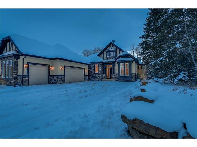 90 Hawks Landing Drive, Rural Foothills M.D., AB T0L 0W0 (#C4145917) :: The Cliff Stevenson Group