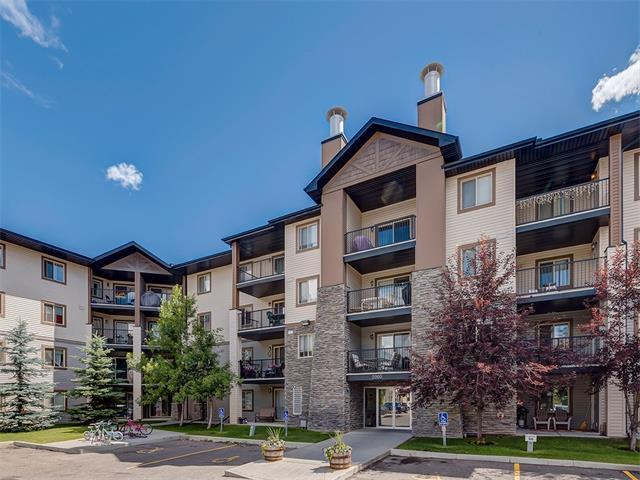 8 Bridlecrest Drive SW #2123, Calgary, AB T2Y 0H7 (#C4145961) :: The Cliff Stevenson Group
