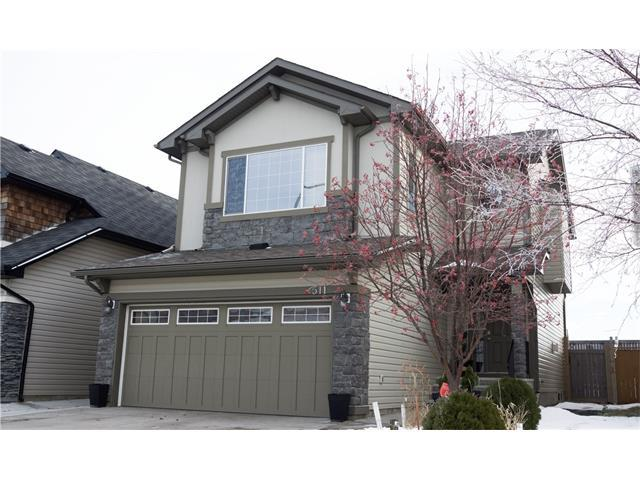 511 Auburn Bay Heights SE, Calgary, AB T3M 0A5 (#C4145972) :: The Cliff Stevenson Group