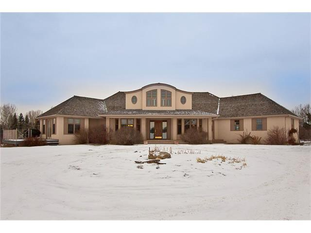 30206 River Ridge Drive, Rural Rocky View County, AB T3Z 3L1 (#C4146000) :: The Cliff Stevenson Group