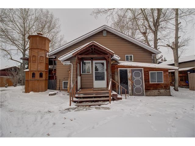47 Cochrane Lake Trail, Rural Rocky View County, AB T4C 2A8 (#C4146005) :: Redline Real Estate Group Inc