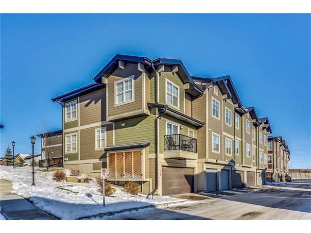 154 Cranford Walk/Walkway SE, Calgary, AB T3M 1R5 (#C4146020) :: The Cliff Stevenson Group