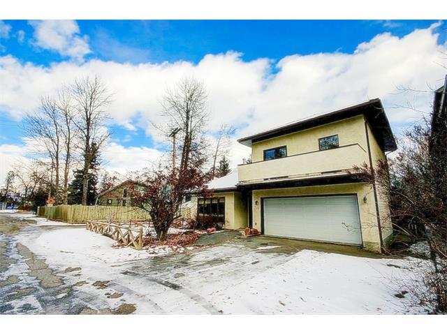 717 River Road, Canmore, AB T1W 2E4 (#C4146021) :: Canmore & Banff