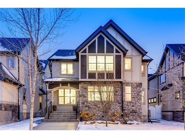 45 Johnson Place SW, Calgary, AB T3E 7S2 (#C4146080) :: Redline Real Estate Group Inc
