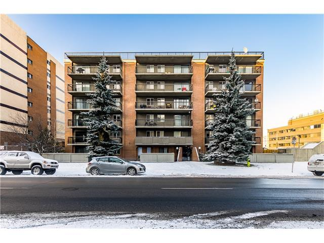 1320 12 Avenue SW #305, Calgary, AB T3C 3R6 (#C4146097) :: The Cliff Stevenson Group