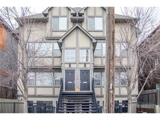 1820 34 Avenue SW #3, Calgary, AB T2T 2B8 (#C4146114) :: Redline Real Estate Group Inc
