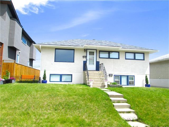 4124 7 Avenue SW, Calgary, AB T3C 0E2 (#C4146125) :: Redline Real Estate Group Inc