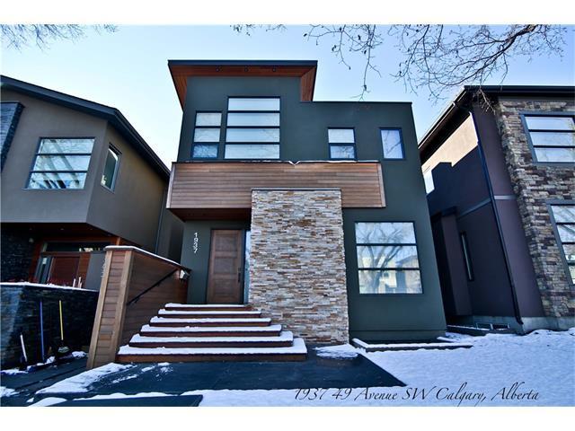 1937 49 Avenue SW, Calgary, AB T2T 2V3 (#C4146126) :: Redline Real Estate Group Inc