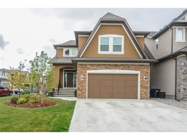 310 Mahogany Manor SE, Calgary, AB T3M 1X4 (#C4146132) :: The Cliff Stevenson Group