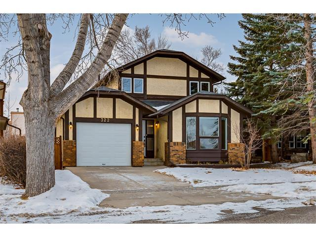 322 Shawnessy Drive SW, Calgary, AB T2Y 1R2 (#C4146159) :: Redline Real Estate Group Inc