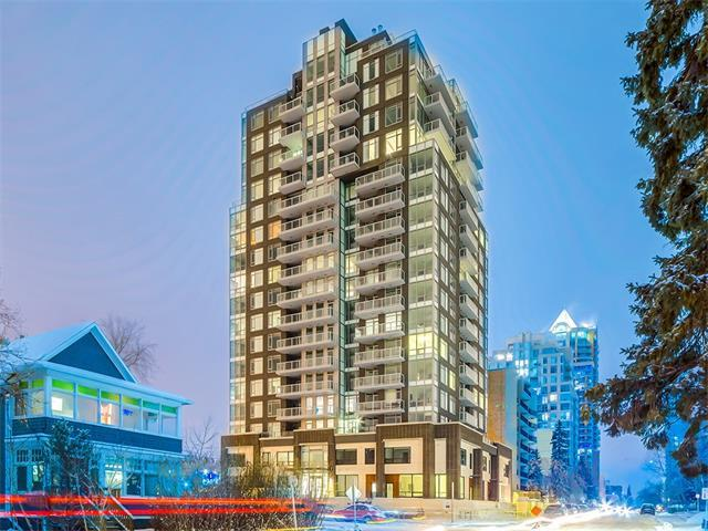 1501 6 Street SW #1002, Calgary, AB T2R 0Z7 (#C4146175) :: The Cliff Stevenson Group