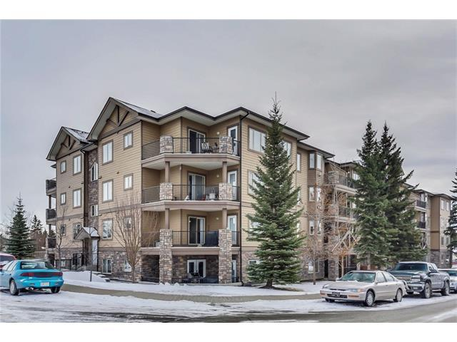 3810 43 Street SW #301, Calgary, AB T3E 7T7 (#C4146182) :: The Cliff Stevenson Group