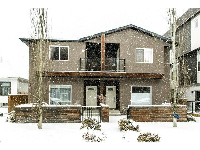 2008 12 Avenue SW #1, Calgary, AB T3C 0S1 (#C4146288) :: Redline Real Estate Group Inc